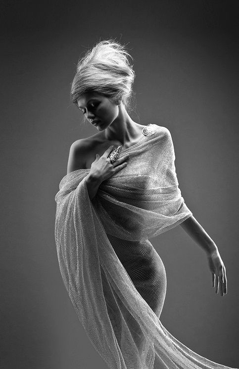 Dressy Boudoir Inspiration