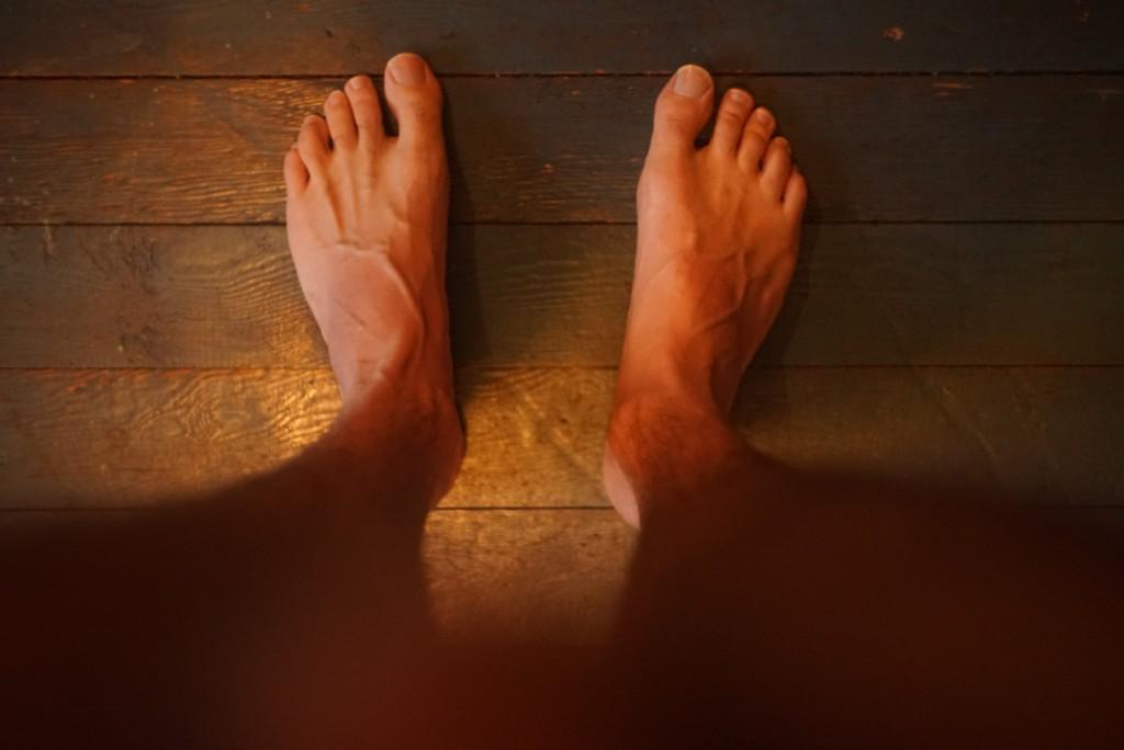 feet - ned tobin