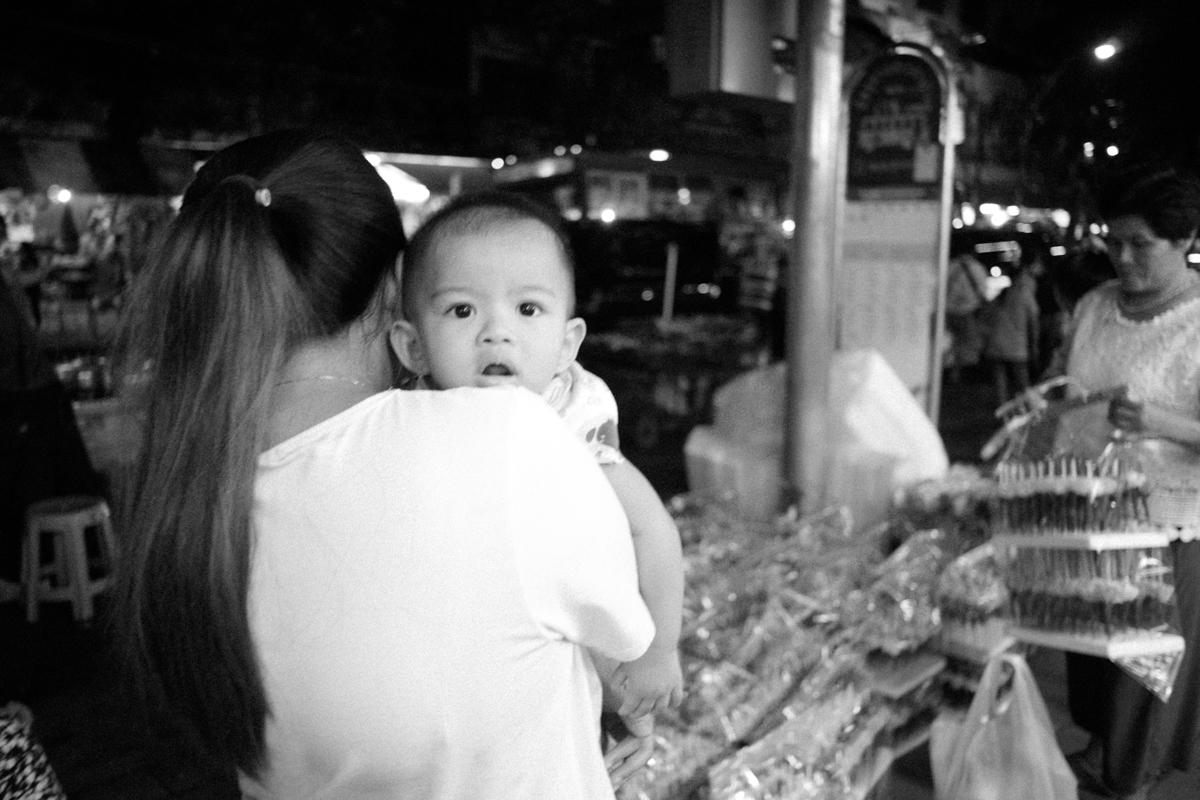 Bangkok Market near Chinatown