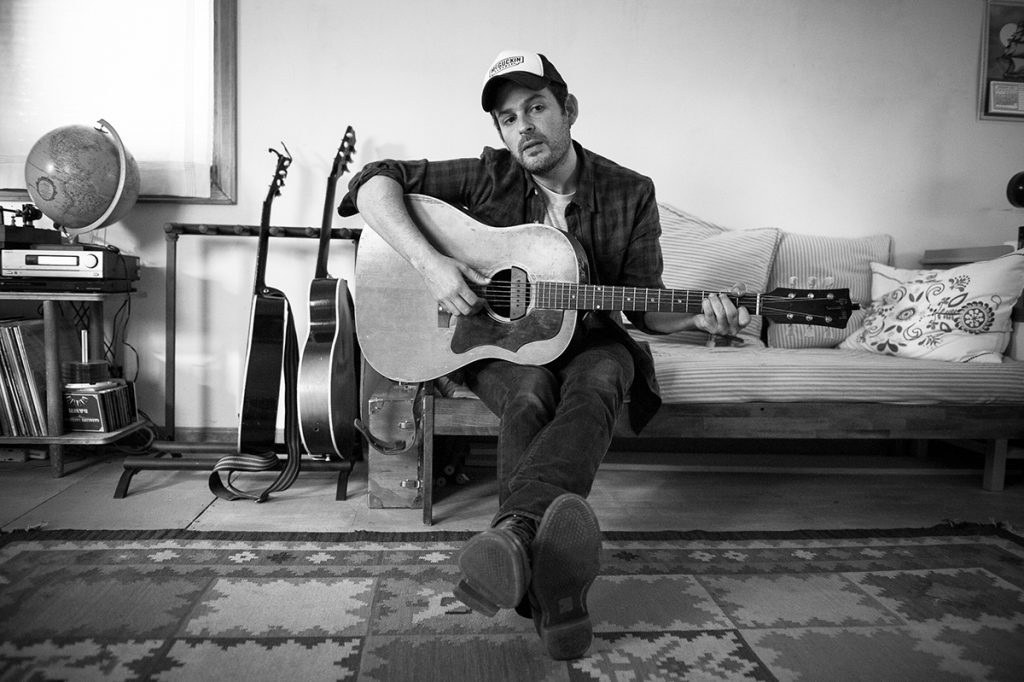 Gregory Alan Isakov Photography by Glenn Ross.