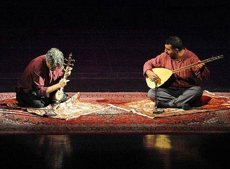 Kayhan Kalhor & Erdal Erzincan - Tahran Konseri